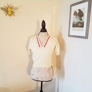 Vintage 1950s Heatherton Cashmere Pullover